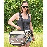 evelots Travel Pet Carrier, Indoor Outdoor tragbare Halterung Transport - 2