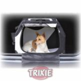Trixie Hundebox ´´Vario 30´´ Nylon schwarz / grau