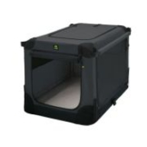 Maelson Soft Kennel Hundebox Anthrazit