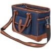 TRIXIE Tiertransporttasche Hundetragetasche Orphina blau
